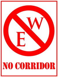 Stop the East-West Corridor